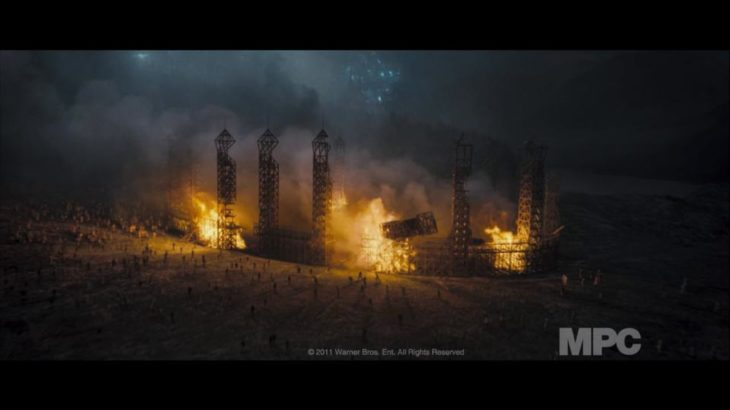 Harry Potter and the Deathly Hallows Part 2: VFX Breakdown