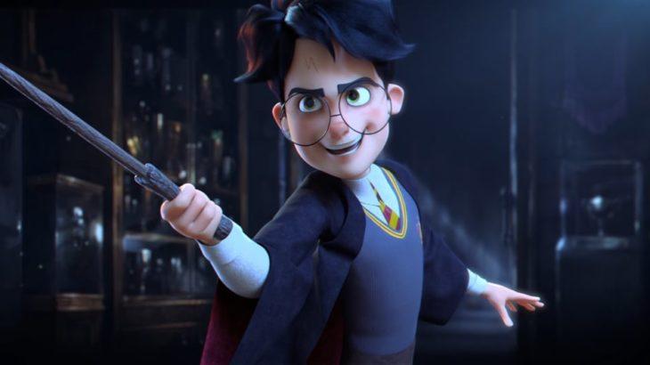Harry Potter – Test