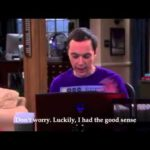 Big Bang Theory Going to Penny's Play English Subs