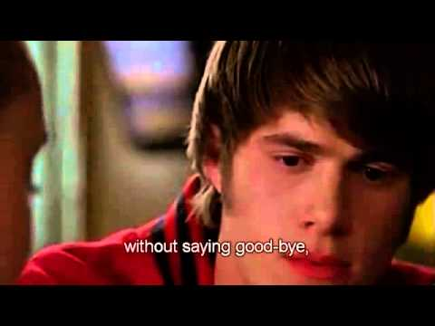 Glee   Ryder and Kitty Scenes  Lights Out Subtitle