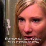 GLEE- Santana admits she loves Brittany | Sexy [Subtitled] HD